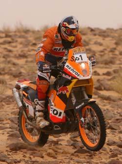 Dakar acabou para Marc Coma e Esteve Pujol